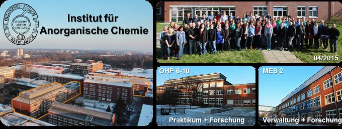 Institut für Anorganische Chemie Kiel 2015