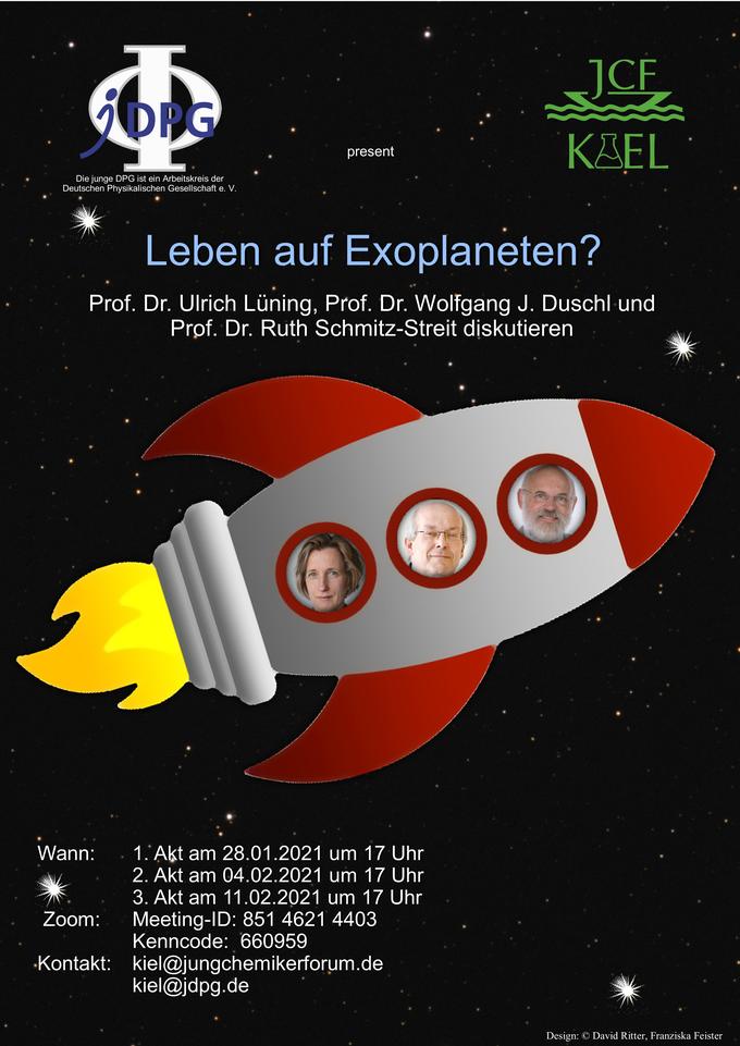Leben auf Exoplaneten 2.0