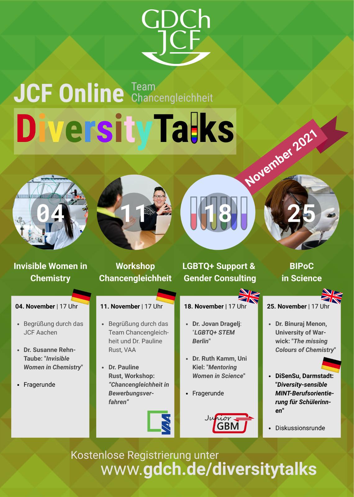 Diversity Talks