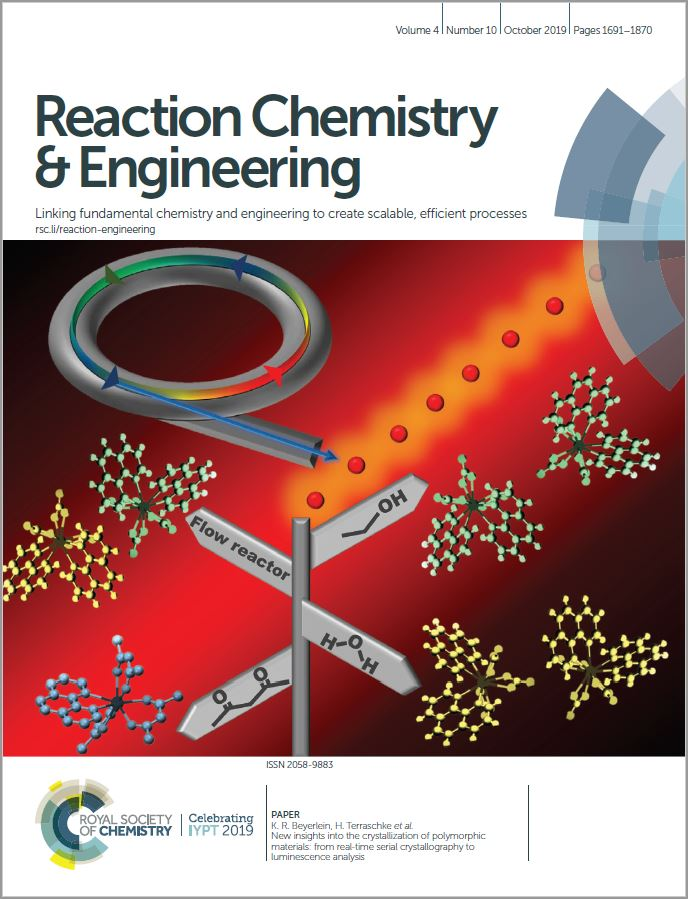 Cover_React. Chem. Eng._Terraschke_2019