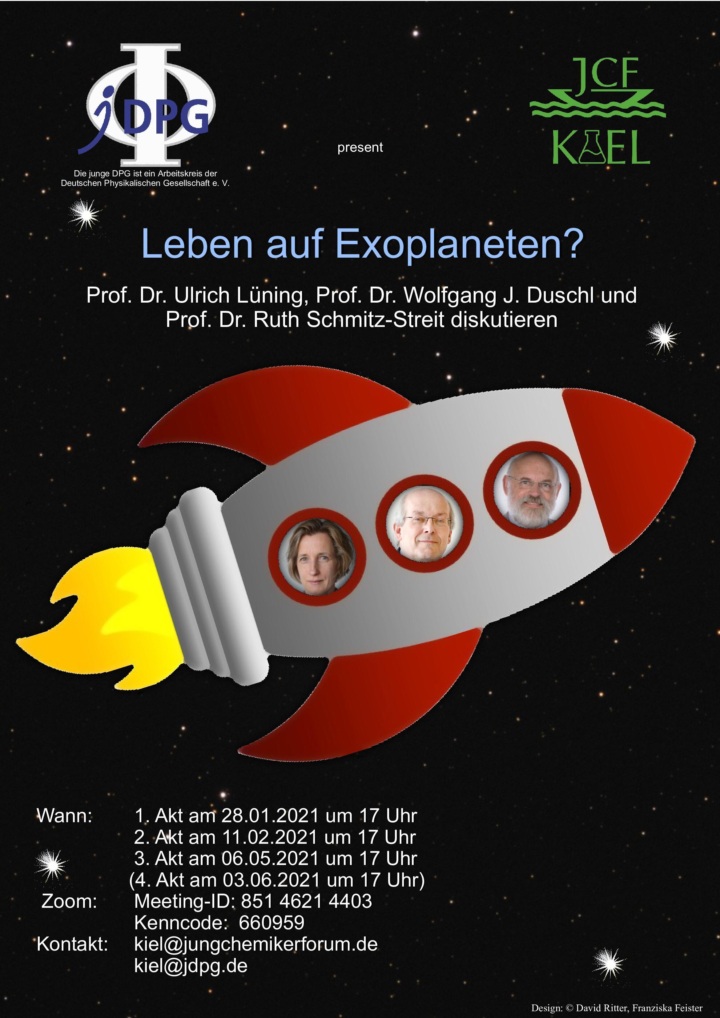 Vortrag Lüning, Duschel, Schmitz-Streit