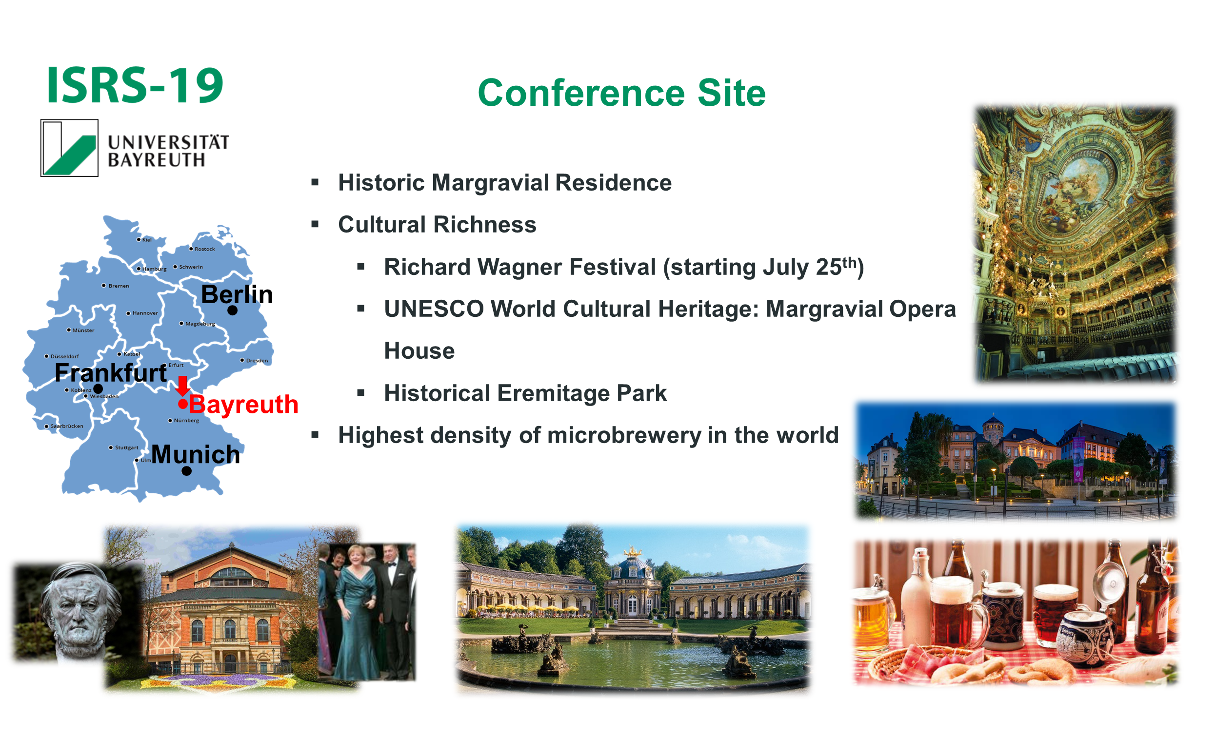 Conference Bayreuth 1