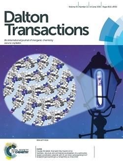 Cover Dalton Transactions